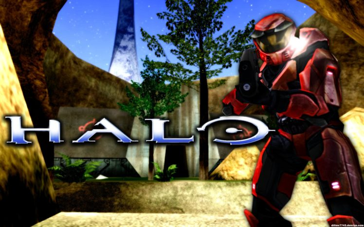 Halo, Battlecreek, Video games HD Wallpaper Desktop Background