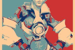 propaganda, Tracer (Overwatch), Overwatch, Gamer