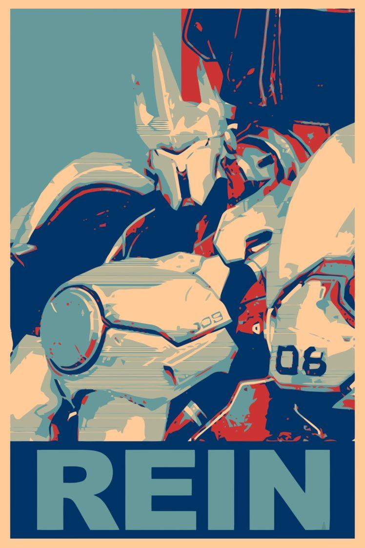 Reinhardt Overwatch Propaganda Overwatch Gamer Hd Wallpapers Desktop And Mobile Images Photos