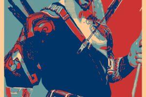 Hanzo (Overwatch), Gamer, Propaganda, Overwatch