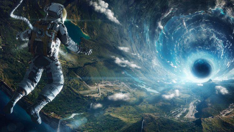 astronaut, Space HD Wallpaper Desktop Background