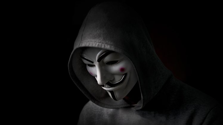 hacking, Hackers, V for Vendetta HD Wallpaper Desktop Background