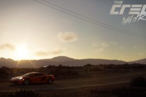 The Crew, Ubisoft, Screen shot, McLaren, McLaren 12C