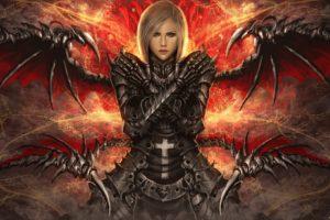 fantasy art, Fantasy girl