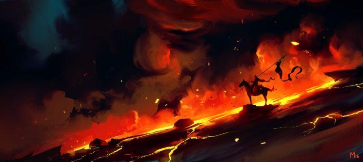 illustration, Fantasy art HD Wallpaper Desktop Background