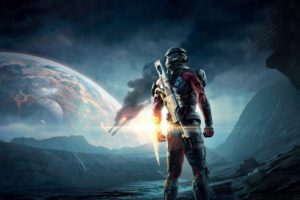 Mass Effect: Andromeda, Bioware, EA, Video games