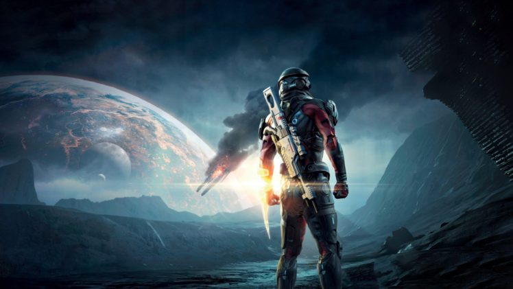 Mass Effect Andromeda Bioware Ea Video Games Hd Wallpapers Desktop And Mobile Images Photos