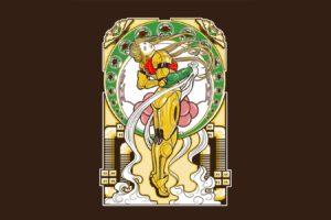 Samus Aran, Alphonse Mucha, Metroid