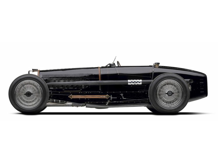 Vehicle, Car, Bugatti, Bugatti 59, Sports Car, Vintage, Vintage Car
