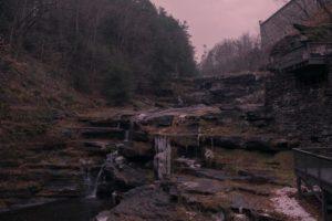 waterfall, Fall