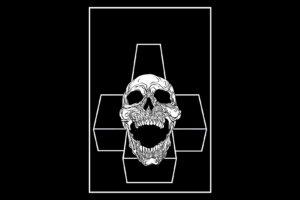 gost, Musician, Skull, 1980s