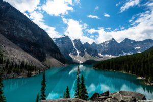 lake, Lake Louise, Canada
