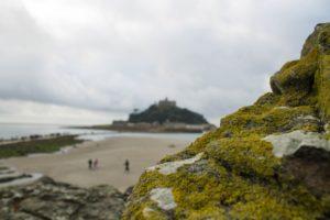landscape, Nature, Photoshop, St michaels mount, UK, Raw, Architecture