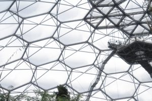 landscape, Photoshop, UK, The eden project, Raw, Architecture