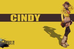 Final Fantasy XV, Cindy, Mechanics