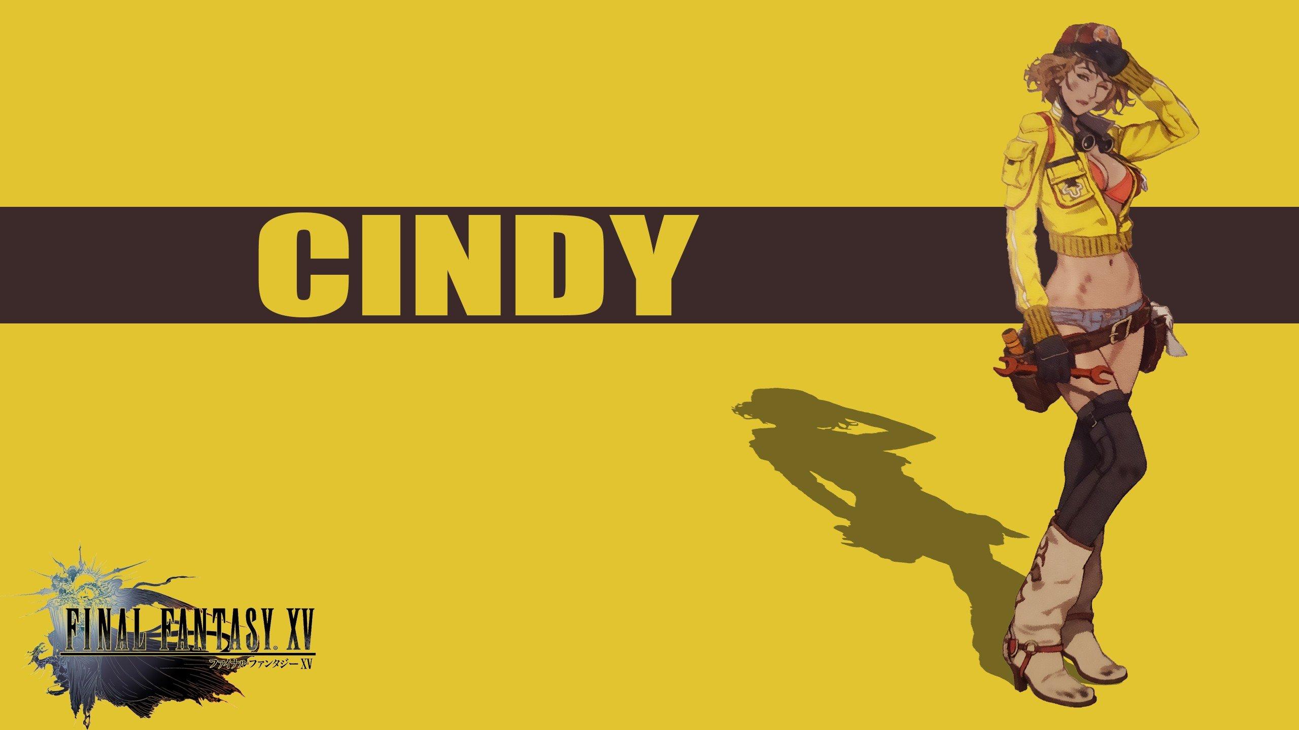 Final Fantasy Xv Cindy Mechanics Hd Wallpapers Desktop And