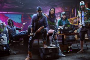 Watch Dogs, Video games, .Hack, Watch Dogs 2