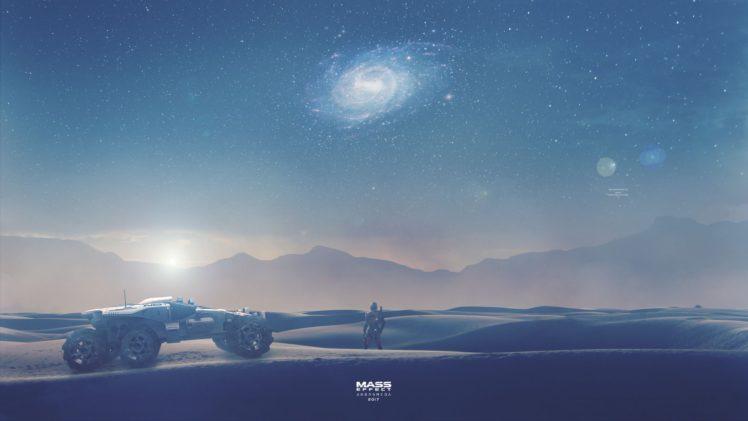 Mass Effect: Andromeda, Mass Effect, Video games HD Wallpaper Desktop Background