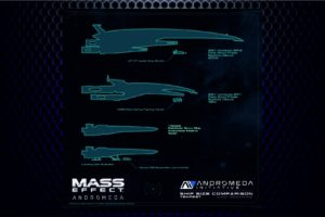 Andromeda Initiative, Mass Effect: Andromeda, Video games