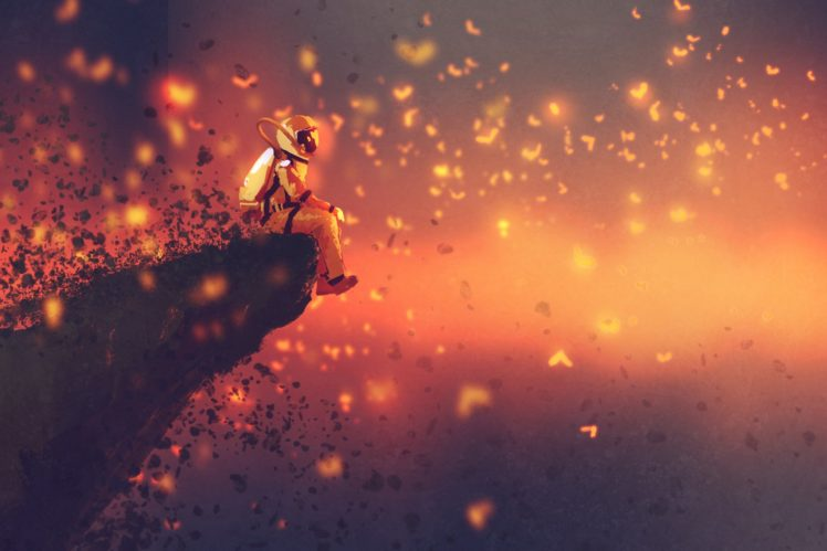 Astronaut digital art butterfly hd wallpapers desktop - Digital art wallpaper 3840x1080 ...