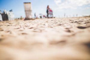 depth of field, Sand, Beach
