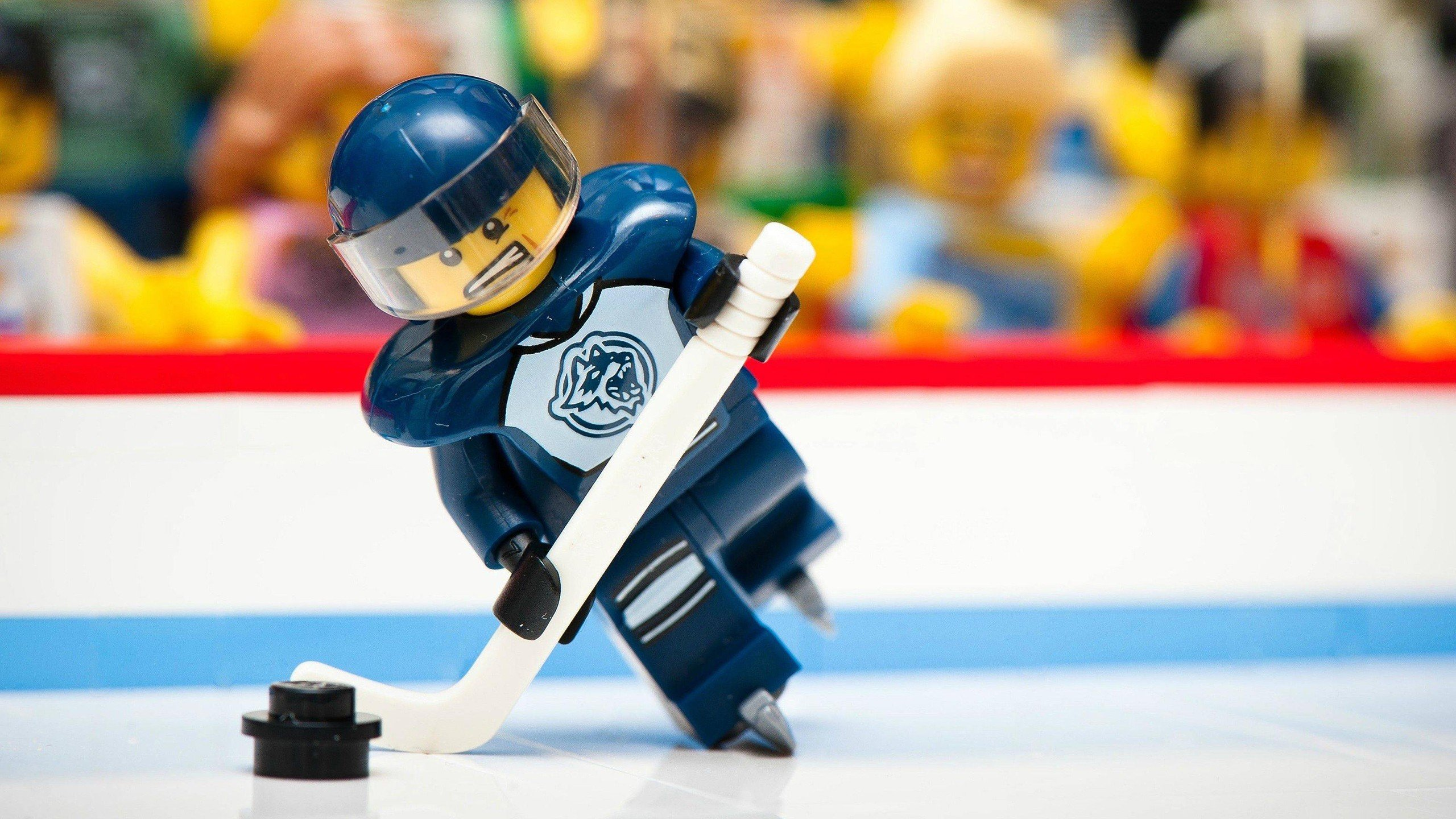 Lego Ice Hockey Nhl Puck Hockey Skates Ice Rink Hockey Stick Visors Hd Wallpapers Desktop And Mobile Images Photos