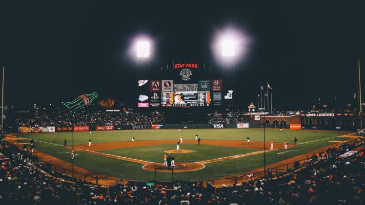 Baseball, San Francisco, San Francisco Giants, ATT Park HD