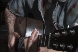 Ellie, The Last of Us Part 2, The Last of Us 2