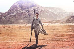 Rey (from Star Wars), Star Wars: The Force Awakens, Star Wars, Fan art