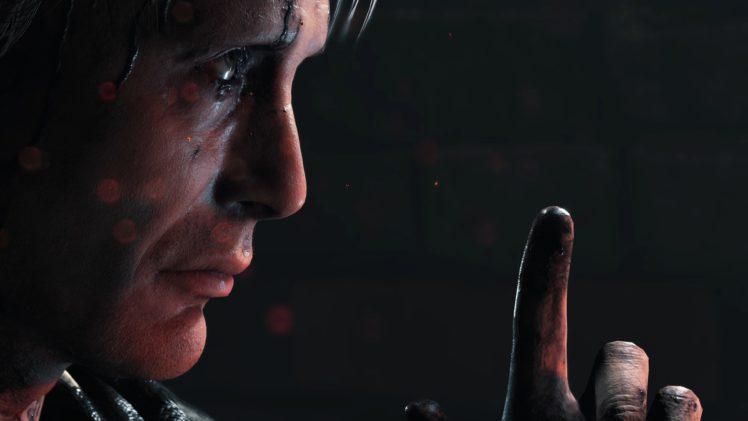 Mads Mikkelsen, Death Stranding, Video games, Death, Horror HD Wallpaper Desktop Background