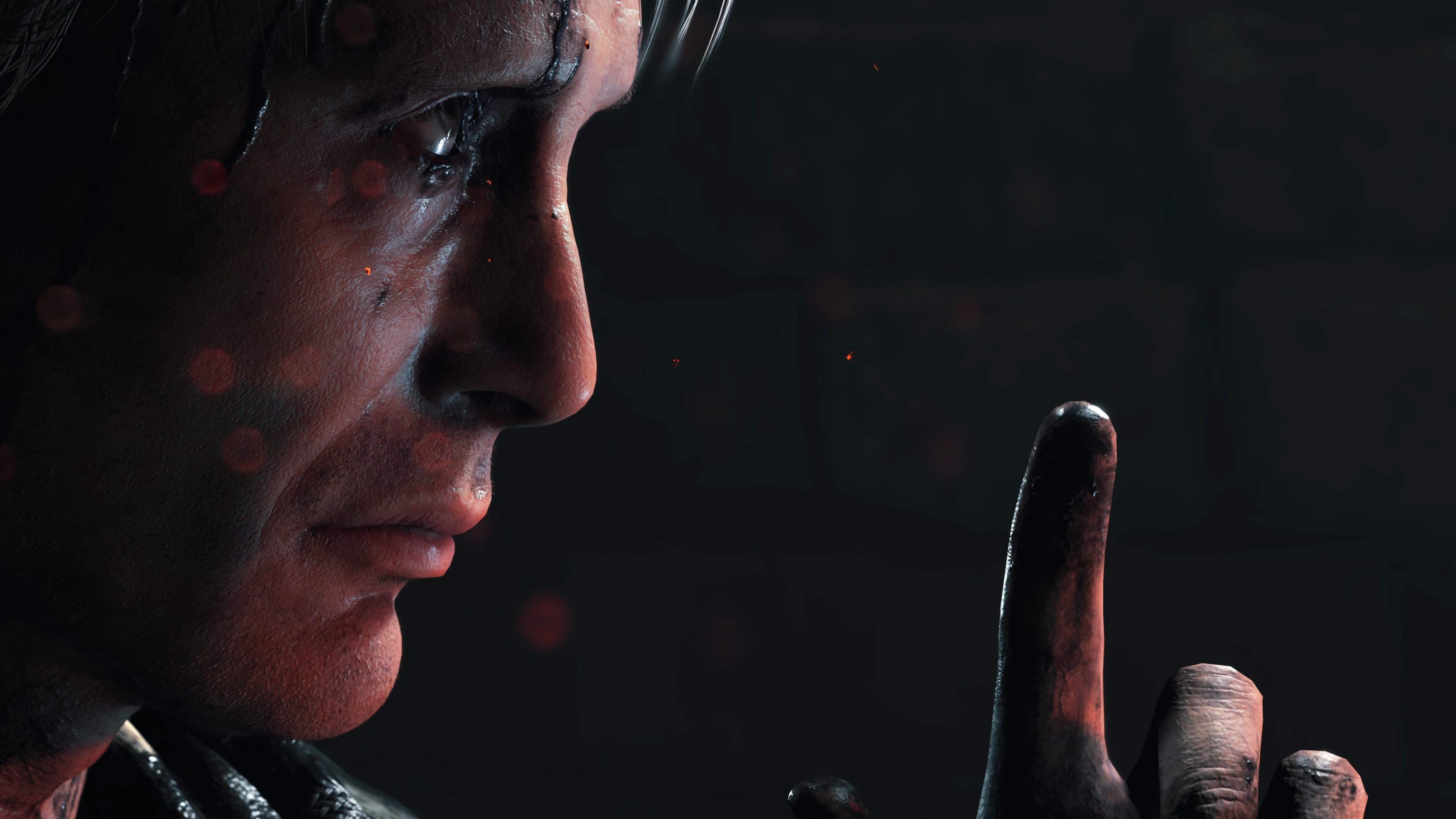 Mads Mikkelsen, Death Stranding, Video Games, Death