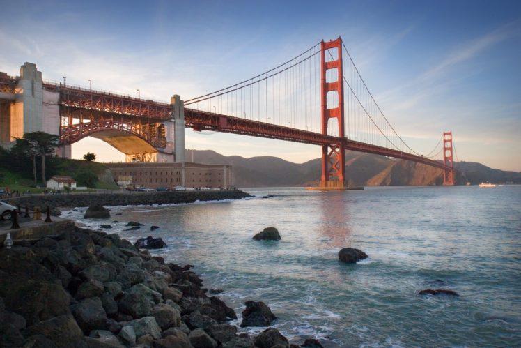 Golden Gate Bridge San Francisco Hd Wallpapers Desktop And Mobile Images Photos