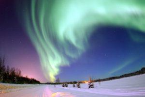 aurorae, Sky