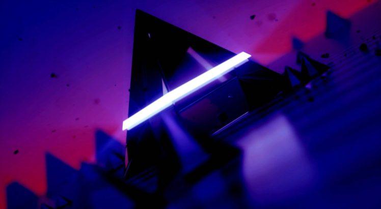 pyramid, Space HD Wallpaper Desktop Background