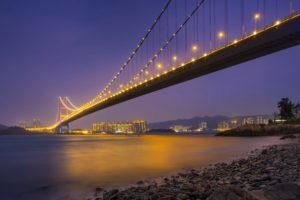 bridge, Lights