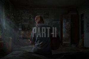 Ellie, The Last of Us, Part II