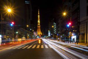 Tokyo, Street