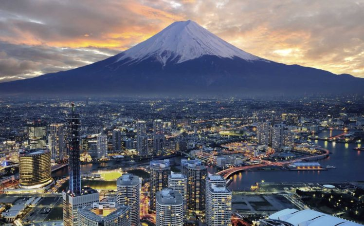 Japan Mount Fuji Hd Wallpapers Desktop And Mobile Images