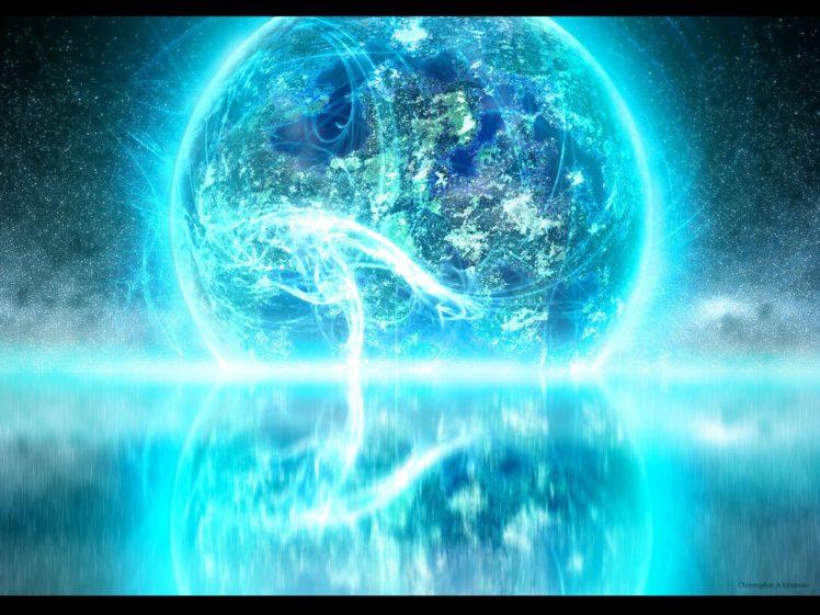 space, Earth HD Wallpaper Desktop Background