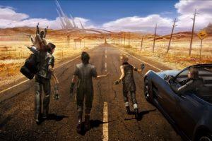 Final Fantasy XV, Final Fantasy, Video games