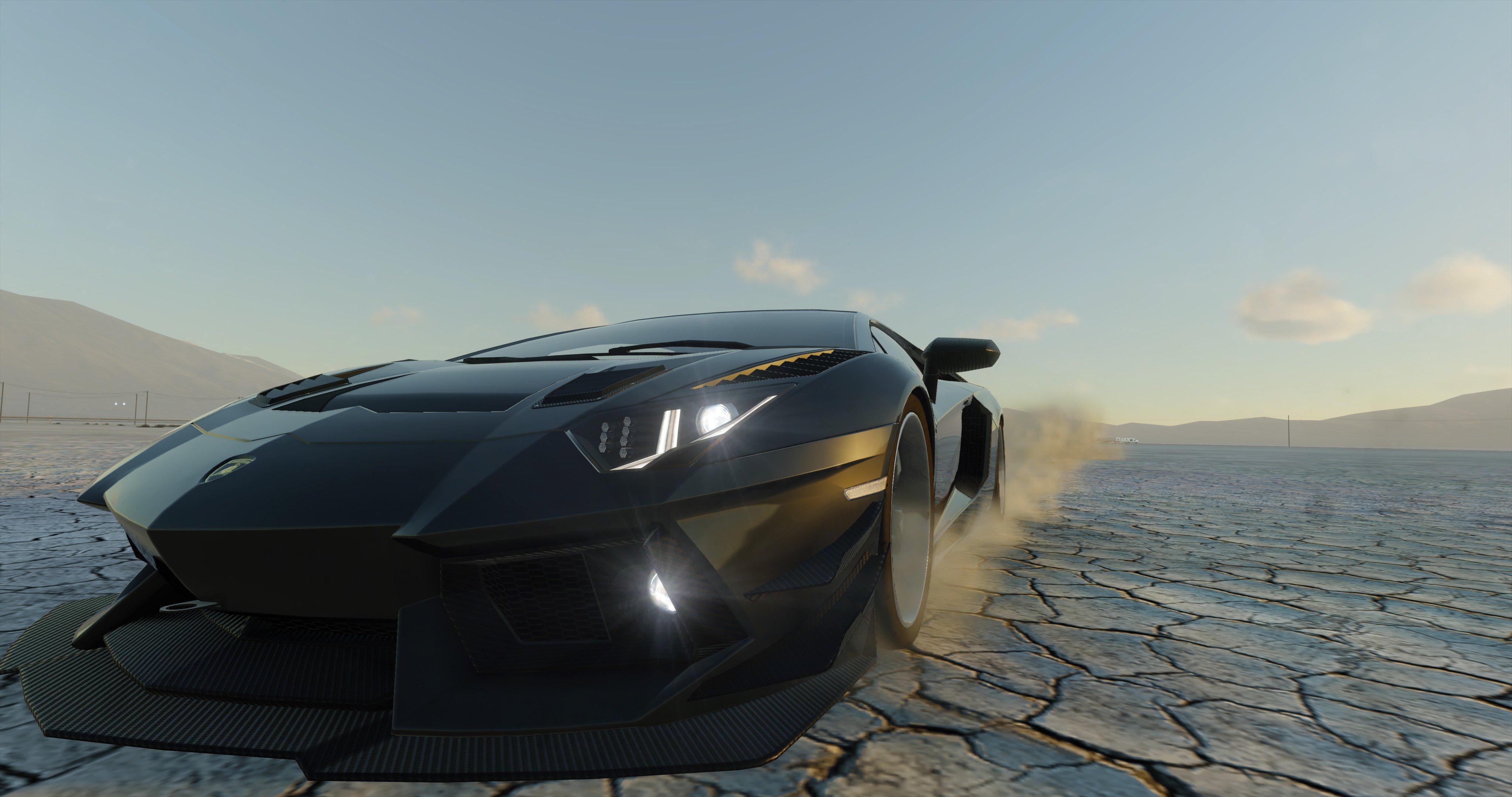 The Crew The Crew Wild Run Lamborghini Lamborghini Aventador