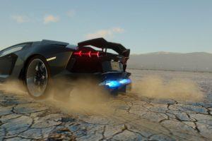 The Crew, The Crew Wild Run, Lamborghini, Lamborghini Aventador, Nitro