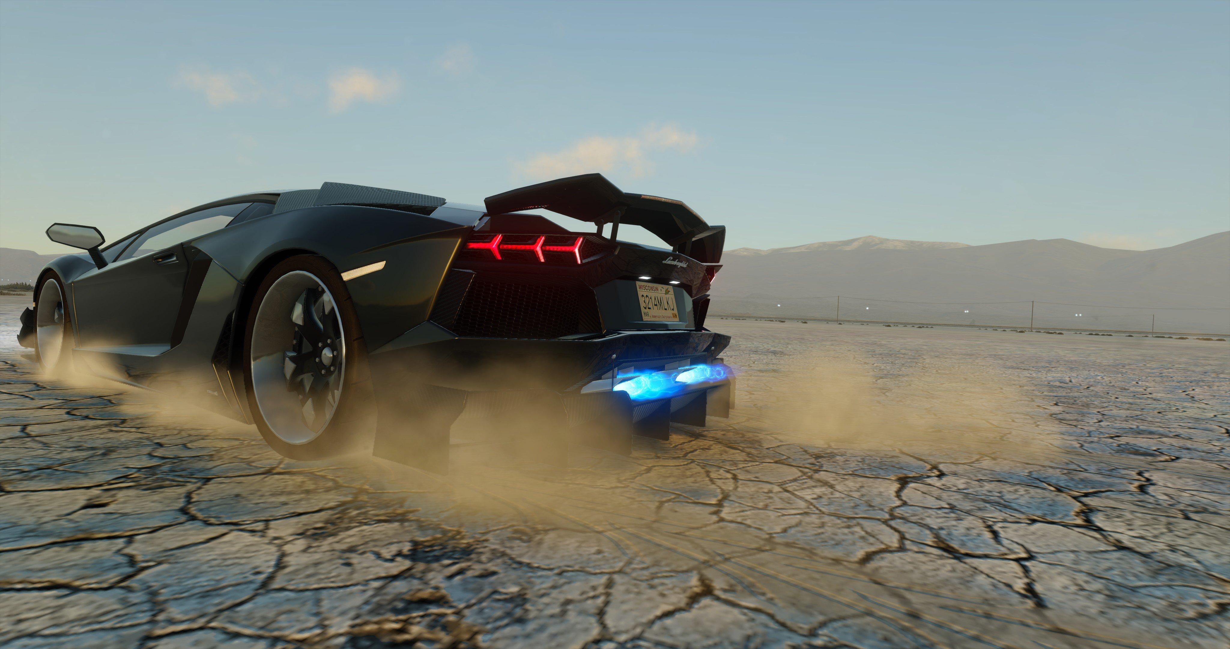 The Crew The Crew Wild Run Lamborghini Lamborghini