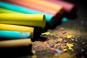 colorful, Pencils