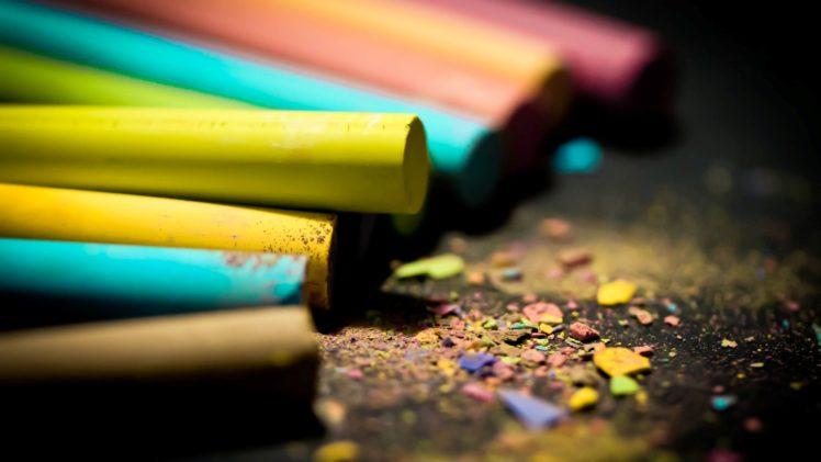 colorful, Pencils HD Wallpaper Desktop Background
