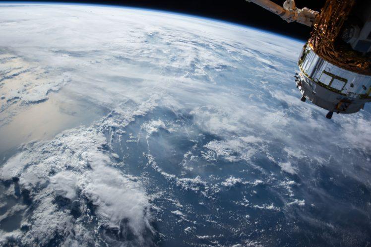 Earth, NASA, Space, Clouds HD Wallpaper Desktop Background