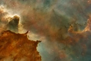 space, Galaxy, Pillars of Creation