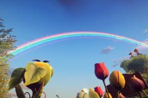 video games, Pvz gw, Rainbows