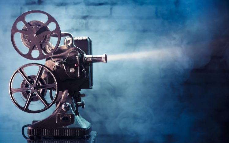 technology, Movies, Projector 8mm, Film reel HD Wallpapers
