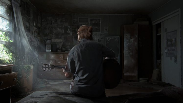 The Last Of Us Wallpaper 4k: The Last Of Us Part 2, The Last Of Us 2 HD Wallpapers